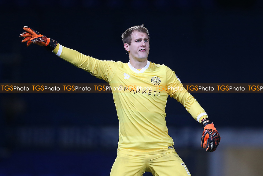 QPR goalkeeper Alex Smithies during Ipswich Town vs Queens Park Rangers, Sky Bet EFL Championship Football at Portman Road on 26th November 2016