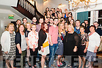 Laura Browne from Killarney celebrated her 30th birthday surrounded by friends and family in the Avenue Hotel Killarney last Saturday night.