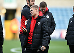 David Brooks of Sheffield United before the start of the championship match at The Den Stadium, Millwall. Picture date 2nd December 2017. Picture credit should read: Robin Parker/Sportimage