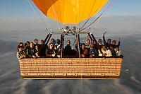 20130831 August 31 Hot Air Balloon Gold Coast