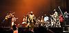 AfroCubism<br /> performing live at The Royal Albert Hall, London, Great Britain <br /> 27th June 2011<br /> <br /> Eliades Ochoa<br /> Djelimady Tounkara<br /> Toumani Diabat&eacute;<br /> Bassekou Kouyate<br /> Kasse Mady Diabat&eacute; <br /> <br /> Photograph by Elliott Franks