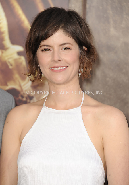 WWW.ACEPIXS.COM<br /> <br /> May 7 2015, LA<br /> <br /> Jennifer Allcott arriving at the premiere  'Mad Max: Fury Road' at the TCL Chinese Theatre on May 7, 2015 in Hollywood, California. <br /> <br /> By Line: Peter West/ACE Pictures<br /> <br /> <br /> ACE Pictures, Inc.<br /> tel: 646 769 0430<br /> Email: info@acepixs.com<br /> www.acepixs.com