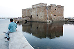 Europe; Chypre; Paphos; forteresse//Europe; Cyprus; Paphos; fort