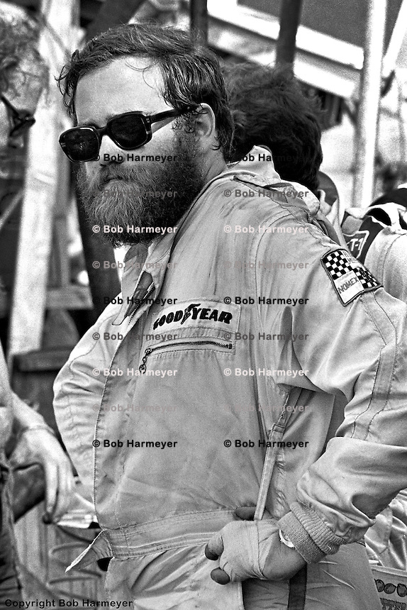 Ted Field was an active participant in sports car and IndyCar racing before moving on to the film and recording industries. Along with co-drivers Danny Ongais and Hurley Haywood, he finished 5th in the 1977 race.