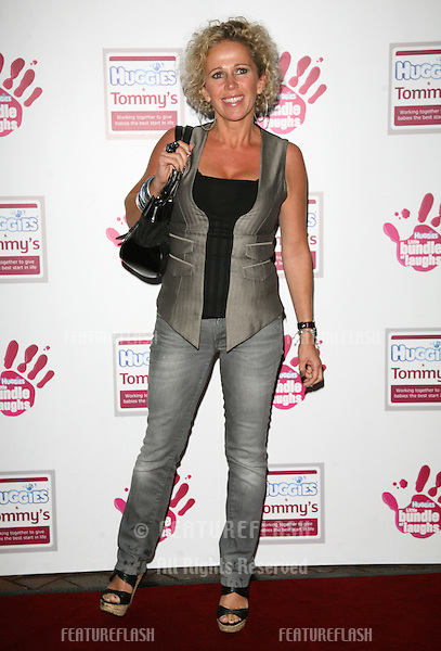 Lucy Benjamin arriving for Huggies Little Bundle Of Laughs, Leicester Square Theatre, London. 10/08/2010  Picture by: Alexandra Glen / Featureflash
