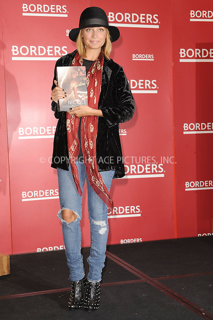 "WWW.ACEPIXS.COM . . . . . .September 28, 2010, New York City...Nicole Richie signs copies of ""Priceless"" at Borders  on September 28, 2010 in New York City....Please byline: KRISTIN CALLAHAN - ACEPIXS.COM.. . . . . . ..Ace Pictures, Inc: ..tel: (212) 243 8787 or (646) 769 0430..e-mail: info@acepixs.com..web: http://www.acepixs.com ."