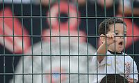 SAO PAULO SP, 14 Julho 2013 - Corinthians x Atletico MG.    partida valida pela setima rodada do campeonato brasileiro de 2013  no Estadio do Pacaembu em  Sao Paulo, neste domingo , 14. (FOTO: ALAN MORICI / BRAZIL PHOTO PRESS).