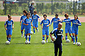 Women's Japan National Team Group (JPN), ..September 6, 2011 - Football / Soccer : Women's Asian Football Qualifiers Final Round for London Olympic, Japan National Team Training at Jinan Olympic Sports Center Training Ground, Jinan, China. (Photo by Daiju Kitamura/AFLO SPORT) [1045]