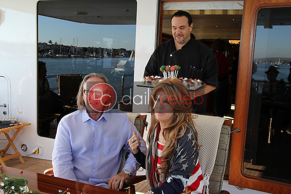 Brad Friedmutter, Kimberly Friedmutter<br />