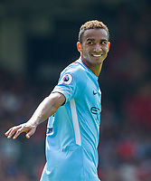 Danilo of Manchester City during the Premier League match between Bournemouth and Manchester City at the Goldsands Stadium, Bournemouth, England on 26 August 2017. Photo by Andy Rowland.