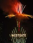 2017 Grucci Fireworks New Years Las Vegas