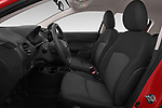 Front seat view of a 2019 Mitsubishi Space Star Black Collection 5 Door Hatchback front seat car photos