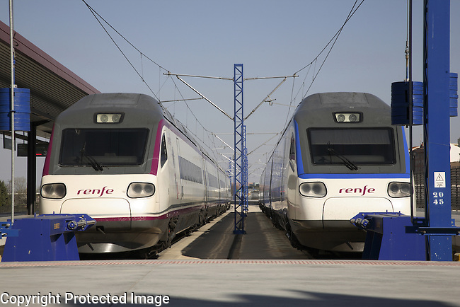 Toledo Railway Station - AVE - Avant Train, Spain