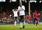 17th March 2018, Craven Cottage, London, England; EFL Championship football, Fulham versus Queens Park Rangers; Ryan Sessegnon of Fulham disappointed after not scoring his sides 3rd goal from a corner during the 2nd half