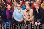 Michael English Concert held last Friday night in The Church of the Assumption Abbeyfeale. <br /> Mary Gilroy Tarbert, Breda Histon Tarbert, Joan O' Connell Abbeyfeale & Caroline McLoughlin Tarbert.