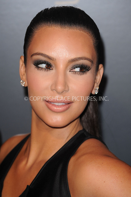 WWW.ACEPIXS.COM . . . . . .April 23, 2012...New York City....Kim Kardashian at the Grand Opening of RYU Restaurant on April 23, 2012  in New York City ....Please byline: KRISTIN CALLAHAN - ACEPIXS.COM.. . . . . . ..Ace Pictures, Inc: ..tel: (212) 243 8787 or (646) 769 0430..e-mail: info@acepixs.com..web: http://www.acepixs.com .