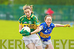 Kerry Captain Mags O'Donoghue drives forward against Tipperary in their Munster Senior Championship clash in Killarney on Saturday