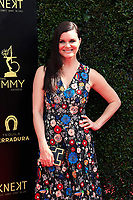 PASADENA - APR 29: Heather Tom at the 45th Daytime Emmy Awards Gala at the Pasadena Civic Center on April 29, 2018 in Pasadena, California