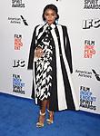 SANTA MONICA, CA - FEBRUARY 25: Actress/singer Janelle Monae attends the 2017 Film Independent Spirit Awards at the Santa Monica Pier on February 25, 2017 in Santa Monica, California.