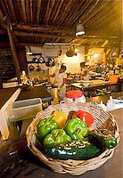 """C- El Tabano """"open air"""" Restaurant, Tulum Mexico 6 12"""