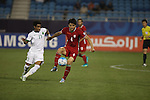Saudi Arabia vs IR Iran during the 2016 AFC U-19 Championship Semi-Finals match at Khalifa Sports City Stadium on 27 October 2016, in Isa Town, Bahrain. Photo by Isa Ebrahim / Lagardere Sports