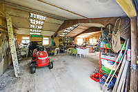 BNPS.co.uk (01202 558833)<br /> Pic:  Connells/BNPS<br /> <br /> TV Presenter Jack Hargreaves' potting shed where episodes of Old Country were filmed in the 1980s.<br /> <br /> A country cottage that once belonged to TV presenter Jack Hargreaves, famed for his nostalgic take on rural life, has gone on the market for £850,000.<br /> <br /> Raven Cottage, near Blandford, Dorset, still has Jack's old potting shed where episodes of Old Country were filmed in the 1980s.