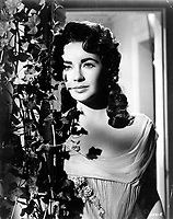 Giant (1956) <br /> Elizabeth Taylor<br /> *Filmstill - Editorial Use Only*<br /> CAP/KFS<br /> Image supplied by Capital Pictures