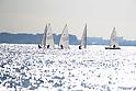 General View, FEBURARY 12, 2012 - Sailing : 2012 Japan National team and the World Championship team selection race, at Hayama, Kanagawa, Japan. (Photo by Atsushi Tomura/AFLO SPORT) [1035]
