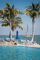 Poolside at South Seas Island Resort, Captiva Island, Florida, USA. Photo by Debi Pittman Wilkey