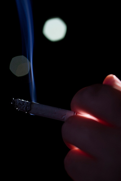 Belo Horizonte_MG, 31 de maio de 2011<br /> <br /> Fumantes<br /> <br /> Na foto, detalhe de um cigarro.<br /> <br /> <br /> Foto: NIDIN SANCHES / NITRO