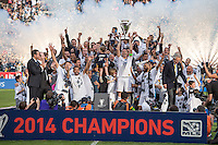 2014 MLS Cup Final, LA Galaxy vs New England Revolution, December 7, 2014