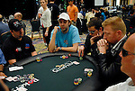 Chris Moneymaker and Boris Becker at the same table.