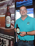 Olan McNeece from Dan Kelly's Cider pictured at the 'Taste of Togher Festival' ai the Glyde Inn Annagassan. Photo:Colin Bell/pressphotos.ie