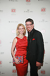Real Housewives of New York Alex McCord and Simon van Kempen Attend The Association of Community Employment Programs for the Homeless Presents Viva Las Veg-ACE! held at the Waldorf Astoria (Starlight Roof), NY 5/19/11