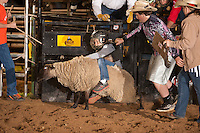 SEBRA - Powhatan, VA - 5.17.2014 - Mutton Bustin'