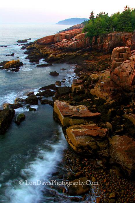 Otter Cliffs  #A1
