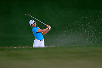 Sierra Brooks (USA) on the 2nd during the final round at the Augusta National Womans Amateur 2019, Augusta National, Augusta, Georgia, USA. 06/04/2019.<br /> Picture Fran Caffrey / Golffile.ie<br /> <br /> All photo usage must carry mandatory copyright credit (© Golffile | Fran Caffrey)