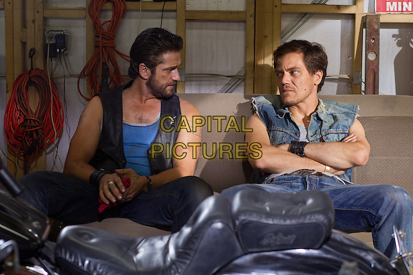 Gerard Butler & Michael Shannon .in Machine Gun Preacher.*Filmstill - Editorial Use Only*.CAP/FB.Supplied by Capital Pictures.