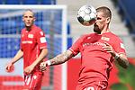 20.06.2020, xmeix, 1.Fussball Bundesliga, TSG 1899 Hoffenheim - 1.FC UNion Berlin, empor. v.l.n.r, <br /> Robert Andrich (1.FC Union Berlin)<br /> <br /> <br /> <br /> Foto: Sascha Meiser/APF/Pool/PIX-Sportfotos<br /> <br /> Nur für journalistische Zwecke!<br /> Only for editorial use!<br /> Nutzungsbedingungen: http://poolbilder.de/nutzungsvereinbarung.pdf