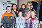 Robin O'Sullivan, Alma Fleming Aine, Aoife and Siobhain McSweeney and Siobhain Fleming  at the Kilcummin Comhaltas on Friday night