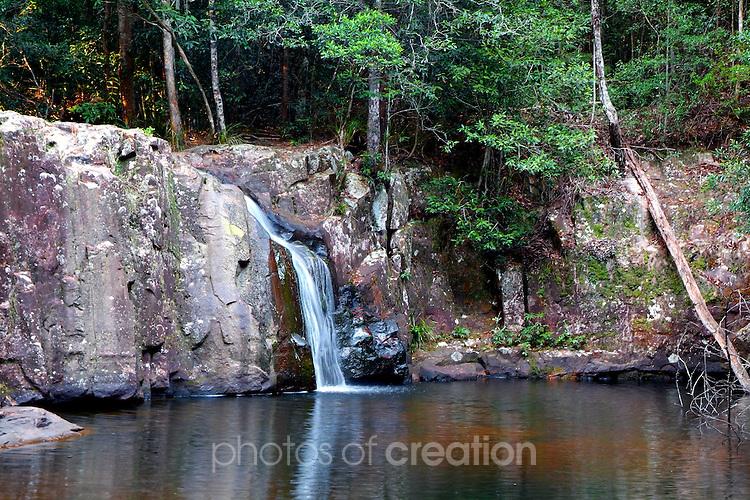 Waitui Falls - Hannam Vale NSW