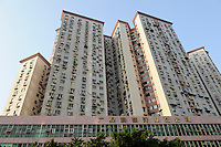 CHINA province Guangdong, city Guangzhou  / VR CHINA , Metropole Guangzhou Kanton