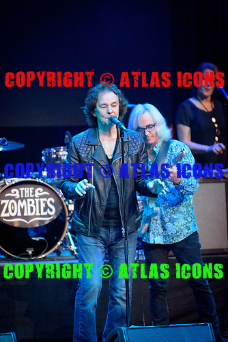 THE ZOMBIES, LIVE, 2018<br /> PHOTOCREDIT:  IGOR VIDYASHEV/ATLASICONS