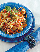 salade tahitienne au soyo