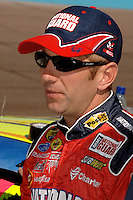 Nov 12, 2005; Phoenix, Ariz, USA;  Nascar Nextel Cup driver Greg Biffle driver of the #16 Post It Ford during qualifying for the Checker Auto Parts 500 at Phoenix International Raceway. Mandatory Credit: Photo By Mark J. Rebilas