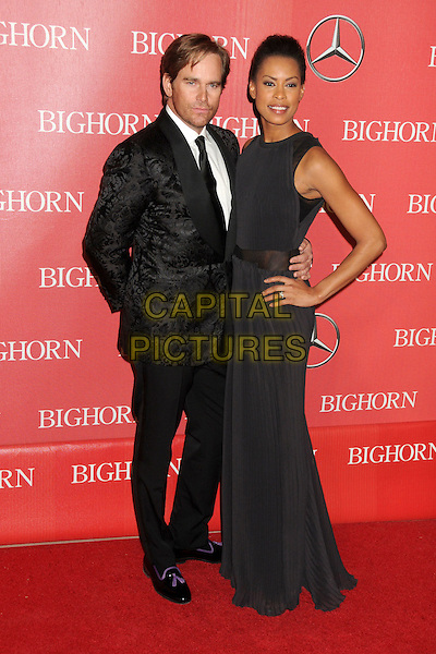 2 January 2016 - Palm Springs, California - Philip Ambrosino, Kearran Giovanni. 27th Annual Palm Springs International Film Festival Awards Gala held at the Palm Springs Convention Center.  <br /> CAP/ADM/BP<br /> &copy;BP/ADM/Capital Pictures