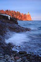 &quot;Golden Hour at Split Rock Lighthouse&quot;<br />