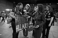 Hotties for Hillary