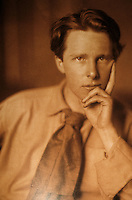 Rupert Brooke 1887-1915:  Portrait of Sherrill Schell, Spring 1913.  CAMERA PORTRAITS, Ed. Malcolm Rogers.  Reference only.