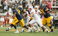 Berkeley- November 22, 2014: Blake Lueders during the Stanford vs Cal at Memorial Stadium in Berkeley Saturday afternoon<br /> <br /> The Cardinal defeated the Bears 38 - 17